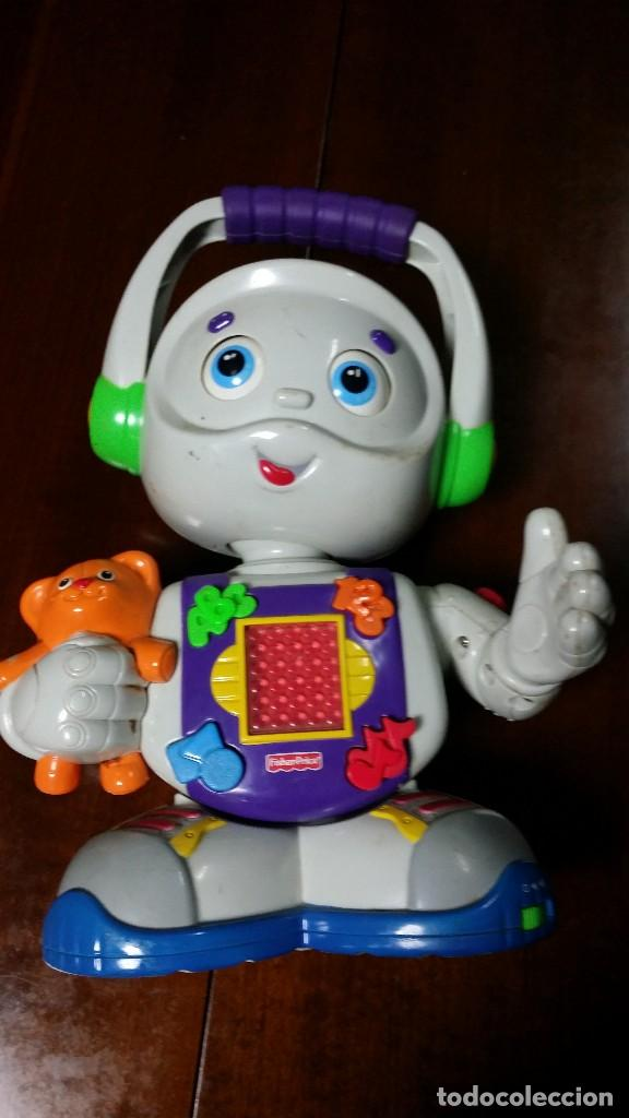 Juegos educativos: robot Fisher Price 2004 - Foto 2 - 114379899