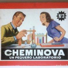 Juegos educativos: CHEMINOVA Nº 3. . Lote 114717071