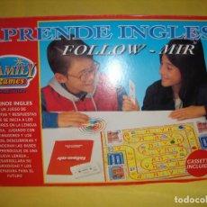 Juegos educativos: APRENDE INGLES DE FALOMIR, NUEVO SIN USAR.. Lote 115455895