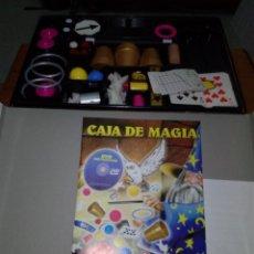 Juegos educativos: JUEGO DE MAGIA. SIN DVD. NO ESTA COMPLETO. Lote 116365463