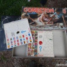 Juegos educativos: LEER DESCRIPCION JUEGO DE MESA AÑOS 70 CONECTOR 3. Lote 116373087