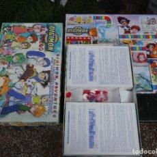Juegos educativos: JUEGO DE MESA DIGIMON DE FALOMIR- LEER DESCRIPCION. Lote 116380863