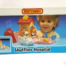 Juegos educativos: MATCHBOX SHUFFLIES HOSPITAL 1986-A ESTRENAR. Lote 116803759