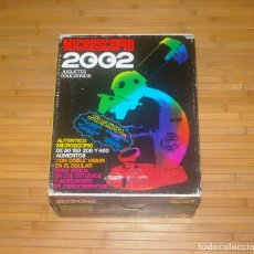Juegos educativos: MICROSCOPIO 2002. Lote 117059635