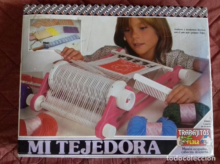 Juegos educativos: Tejedora Feber - Foto 6 - 118092567