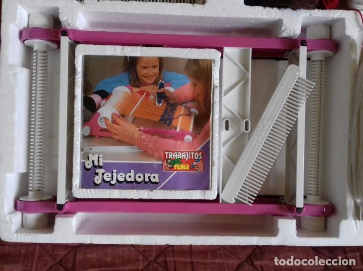 Juegos educativos: Tejedora Feber - Foto 7 - 118092567