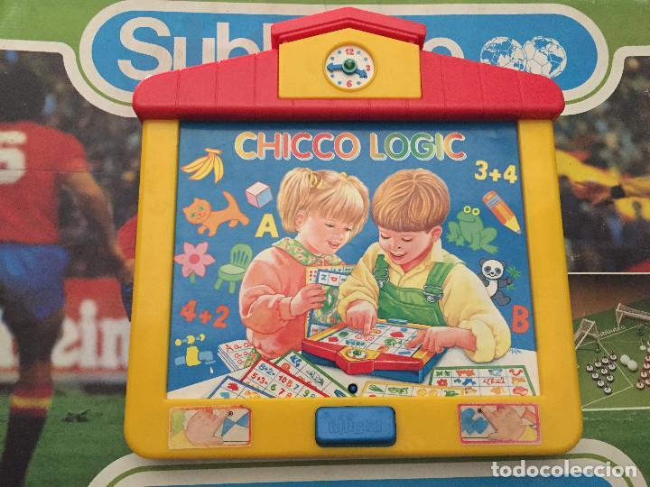 Chicco Logic Juego De Mesa Educativo Infantil K Comprar Juegos