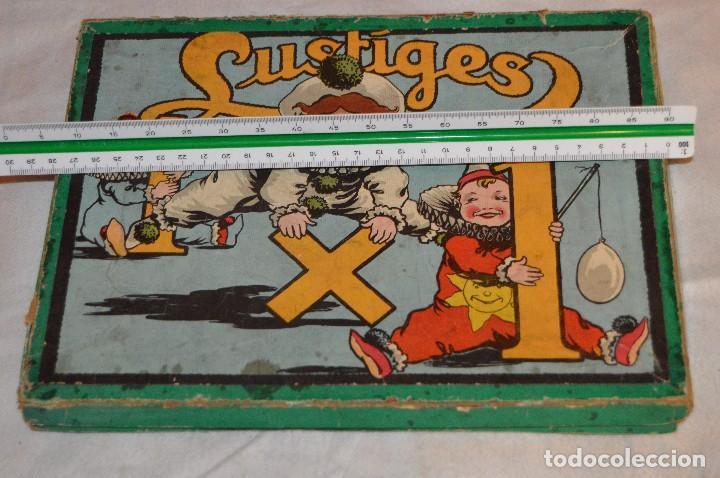 Juegos educativos: ANTIGUO Y VINTAGE - años 30 / 40 - JUEGO DE MESA - LUSTIGES EINMALEINS - MADE IN GERMANY - HAZ OFERT - Foto 13 - 119229631