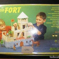 Juegos educativos: JUEGO DE CONSTRUCCIÓN DE MADERA. WALACHIA. Lote 121970399