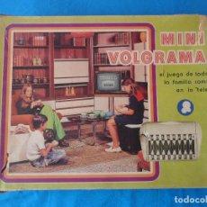 Juegos educativos: MINI VOLGRAMA (AÑOS 60/70) EL PRIMER APALABRADOS DE LA TELE EN CASA - DIRAP S.A.. Lote 122008931