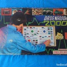 Juegos educativos: ORDENADOR 2000 JUEGO EDUCATIVO AÑOS 70 - GRAINES - CEJI. Lote 122009851