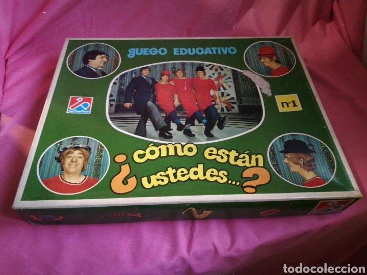 COMO ESTAN USTEDES JUEGO EDUCATIVO (Juguetes - Juegos - Educativos)