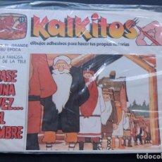 Juegos educativos: KALKITOS / ERASE UNA VEZ EL HOMBRE Nº 17 / PEDRO EL GRANDE Y SU EPOCA / AÑO 1979. Lote 134203985