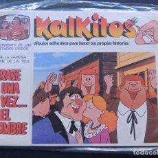 Juegos educativos: KALKITOS / ERASE UNA VEZ EL HOMBRE Nº 19 / NACIMIENTO DE LOS ESTADOS UNIDOS / AÑO 1979. Lote 134204058
