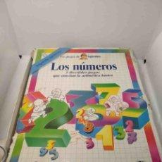 Juegos educativos: LOTE DE JUEGOS INFANILES. Lote 123366579