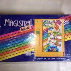 Juegos educativos: JUEGO EDUCATIVO MAGISTRAL INFANTIL - NUEVO. Lote 123818499