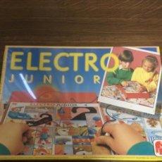 Juegos educativos: ELECTRO JUNIOR 4 A ESTRENAR. Lote 124962539