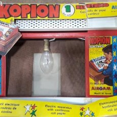Juegos educativos: KOPION ELECTRICO AIRGAM 603/1. Lote 128481272