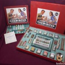 Juegos educativos: CHEMINOVA N3 Y N4. Lote 128629046