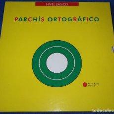 Juegos educativos: PARCHIS ORTOGRÁFICO - CÍRCULO DE LECTORES. Lote 186445033