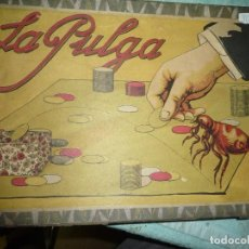 Juegos educativos: LA PULGA. Lote 128849167