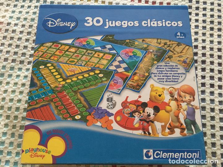 Playhouse Disney 30 Juegos Clasicos Clementoni Comprar Juegos