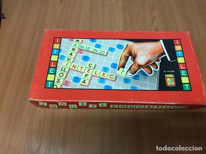Intelec Cefa Juego Educativo Mesa Formar Palabr Comprar Juegos