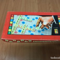 Juegos educativos: INTELEC CEFA JUEGO EDUCATIVO MESA FORMAR PALABRAS AÑOS 70. Lote 130279750