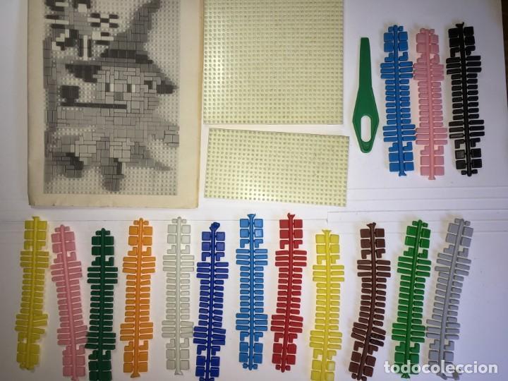 Juegos educativos: JUEGO MOSAICO DE JUGUETES CARNEADO - Foto 2 - 130538326