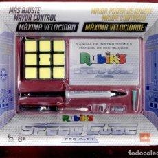 Juegos educativos: CUBO RUBIK 3X3 PROCAMPEONATO SPEED CUBE. Lote 131608837