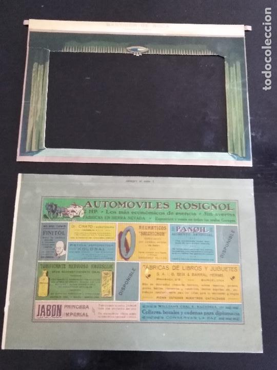 Juegos educativos: EL TEATRO DE LOS NIÑOS MODELO M SEIX & BARRAL (1918) - Foto 6 - 131654762