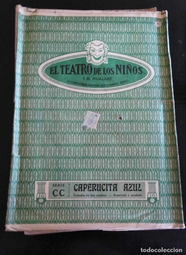 Juegos educativos: EL TEATRO DE LOS NIÑOS MODELO M SEIX & BARRAL (1918) - Foto 22 - 131654762
