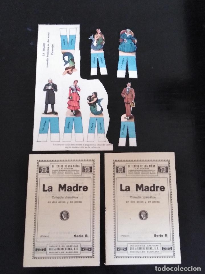 Juegos educativos: EL TEATRO DE LOS NIÑOS MODELO M SEIX & BARRAL (1918) - Foto 26 - 131654762