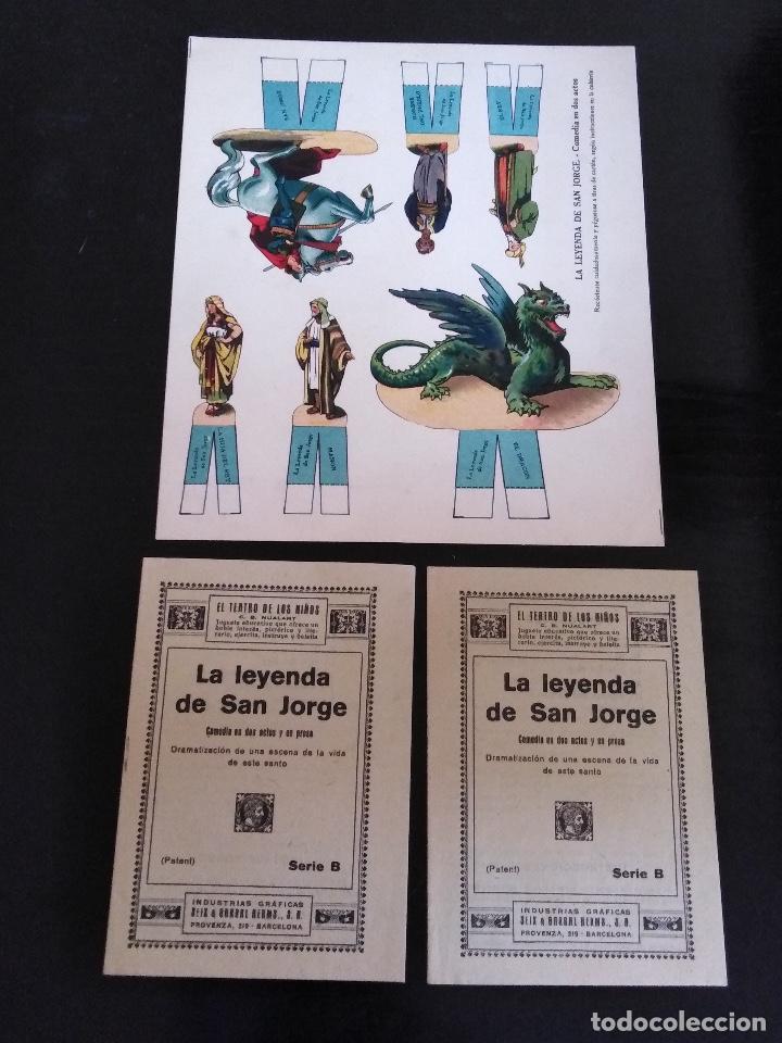 Juegos educativos: EL TEATRO DE LOS NIÑOS MODELO M SEIX & BARRAL (1918) - Foto 30 - 131654762