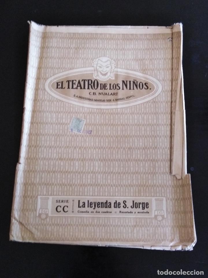 Juegos educativos: EL TEATRO DE LOS NIÑOS MODELO M SEIX & BARRAL (1918) - Foto 31 - 131654762