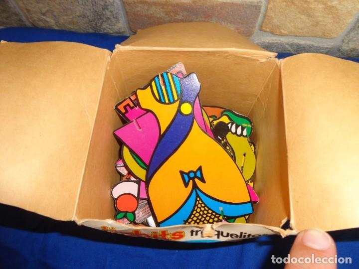 Juegos educativos: JIGBITS TROQUELITOS - JUEGO EDUCATIVO TEMÁTICA CUENTOS,AÑO 1975 DIAGONAL MADE IN SPAIN VER FOTOS! SM - Foto 11 - 133584534