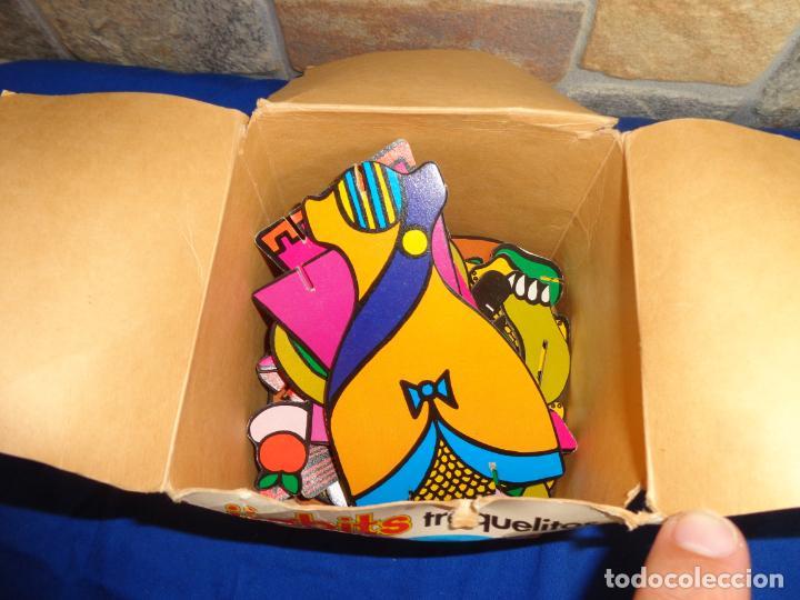 Juegos educativos: JIGBITS TROQUELITOS - JUEGO EDUCATIVO TEMÁTICA CUENTOS,AÑO 1975 DIAGONAL MADE IN SPAIN VER FOTOS! SM - Foto 37 - 133584534