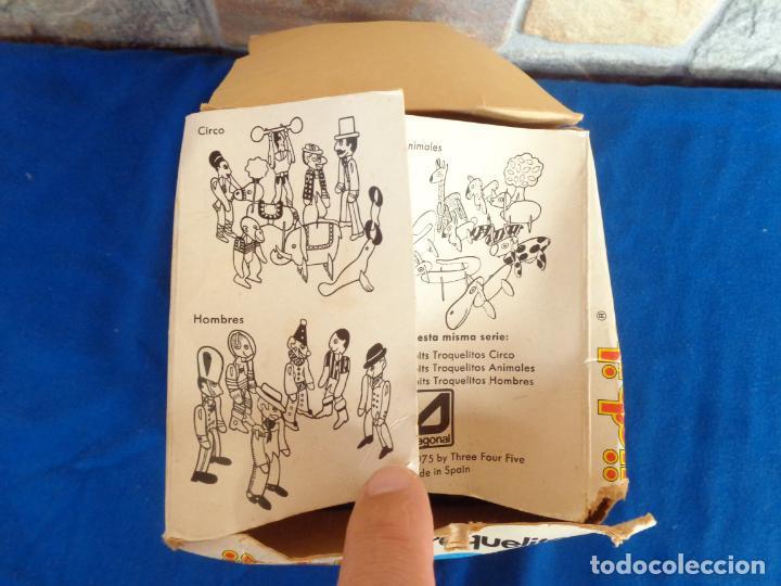 Juegos educativos: JIGBITS TROQUELITOS - JUEGO EDUCATIVO TEMÁTICA CUENTOS,AÑO 1975 DIAGONAL MADE IN SPAIN VER FOTOS! SM - Foto 41 - 133584534