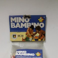 Juegos educativos: MINO BAMBINO DISET Nº 104 DE ALMACEN. Lote 133596454
