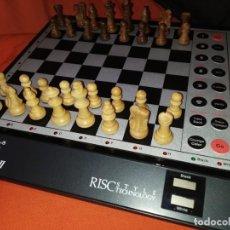 Juegos educativos: AJEDREZ COMPUTADORA ELECTRONICA. Lote 133717394
