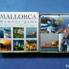 Juegos educativos: ENVÍO GRATIS. MALLORCA. JUEGO DE MEMORIA.. Lote 133751238