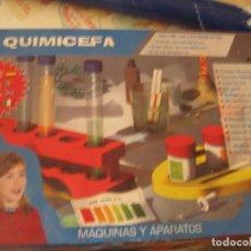 Juegos educativos: JUEGO QUIMICEFA TOYS ( SIN ABRIR). Lote 134075454