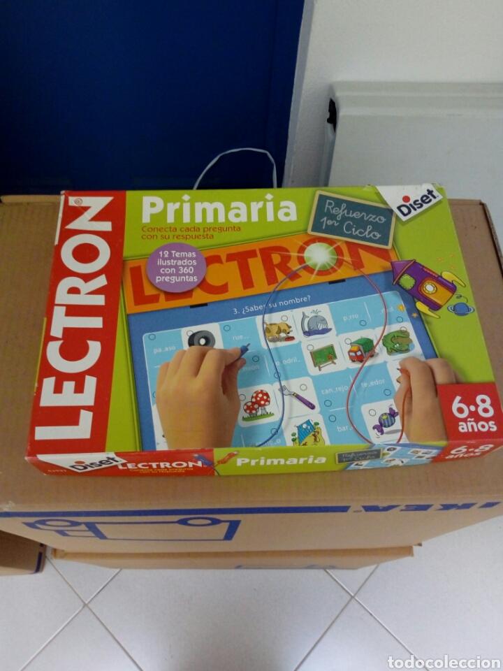 JUEGO EDUCATIVO LECTRON PRIMARIA DISET (Juguetes - Juegos - Educativos)
