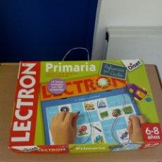 Juegos educativos: JUEGO EDUCATIVO LECTRON PRIMARIA DISET. Lote 140122082