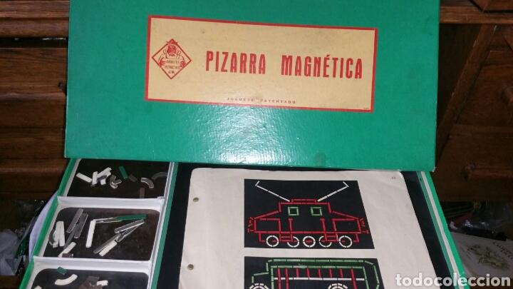 PIZARRA MAGNÉTICA JUGUETES INSTRUCTIVOS J&M (Juguetes - Juegos - Educativos)