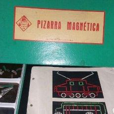 Juegos educativos: PIZARRA MAGNÉTICA JUGUETES INSTRUCTIVOS J&M. Lote 136189404