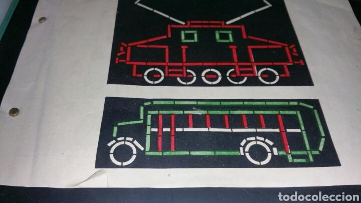 Juegos educativos: Pizarra magnética juguetes instructivos J&M - Foto 3 - 136189404