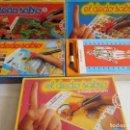 Juegos educativos: M69 LOTE DE CUATROS JUEGOS AÑOS 80 DE EDUCA EL DEDO SABIO. VER DESCRIPCIÓN.. Lote 28819660