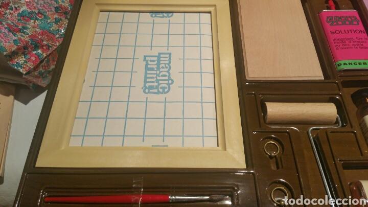 Juegos educativos: Transfer 2000 senior Magic print - Foto 5 - 136671020