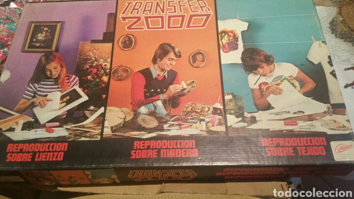 Juegos educativos: Transfer 2000 senior Magic print - Foto 6 - 136671020